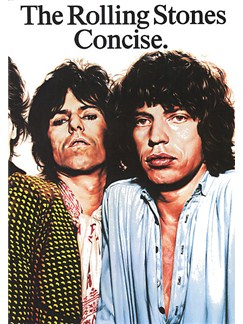 The Rolling Stones Concise Books | Melody Line, Lyrics & Chords