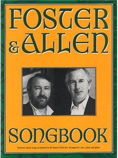 Foster And Allen Songbook Books | Piano, Vocal & Guitar (with Chord Symbols)