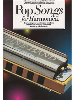 Pop Songs For Harmonica Books | Harmonica