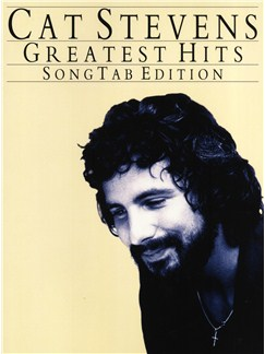 Cat Stevens: Greatest Hits (Song Tab Edition) Books | Guitar Tab, with guitar chord boxes
