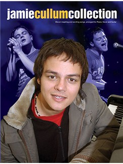 The Jamie Cullum Collection Books | Piano and Voice, with Guitar chord boxes.