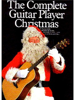 The Complete Guitar Player - Christmas Songbook Books | Melody line, Lyrics & Chord, with guitar chord boxes