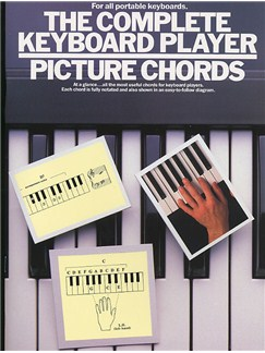 The Complete Keyboard Player: Picture Chords Books | Keyboard