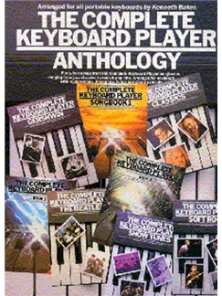 The Complete Keyboard Player: Anthology Books | Keyboard