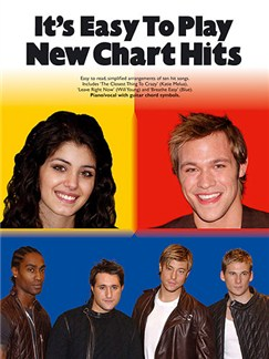 It's Easy To Play New Chart Hits Books | Piano, Vocal & Guitar (with Chord Symbols)