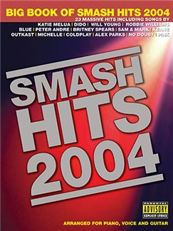 Big Book Of Smash Hits 2004 Books | Piano, Vocal & Guitar (with Chord Boxes)