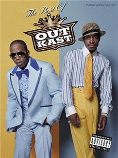 The Best Of Outkast Books | Piano, Vocal & Guitar