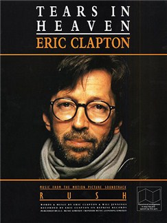 Eric Clapton: Tears In Heaven Books | Piano, Voice & Guitar
