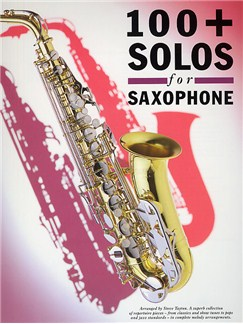 100 + Solos For Saxophone Books | Saxophone
