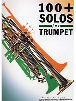 100 Plus Solos For Trumpet Livre | Trompette