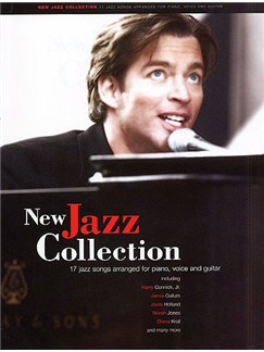 New Jazz Collection Books | Piano, Vocal & Guitar (with Chord Boxes)