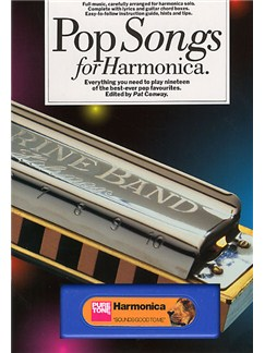 Pop Songs For Harmonica Books and Instruments | Harmonica