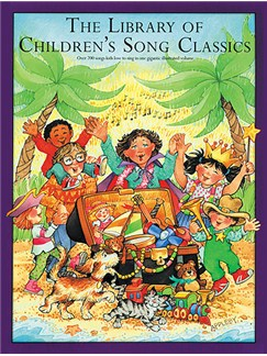The Library Of Children's Song Classics Books | Piano, Vocal & Guitar (with Chord Symbols)