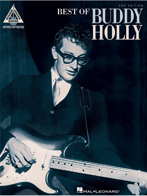 Best Of Buddy Holly: 2nd Edition - Guitar Recorded Versions - Guitar ...