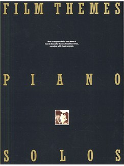 Film Themes Piano Solos Books | Piano & Guitar, with chord symbols