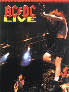 AC/DC: Live (TAB) Books | Guitar Tab, with chord symbols