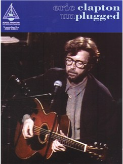 Eric Clapton: Unplugged - Guitar Recorded Versions Books | Guitar Tab, with chord symbols