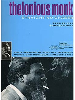 Thelonious Monk Anthology: Straight No Chaser Books | Piano & Guitar, with chord symbols