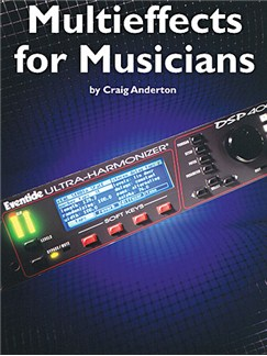 Multieffects For Musicians Books |