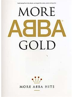 More Abba Gold Books | Piano and Voice, with Guitar chord boxes