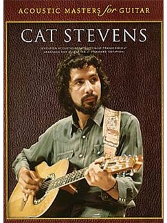 Acoustic Masters For Guitar: Cat Stevens Livre | Tablature Guitare