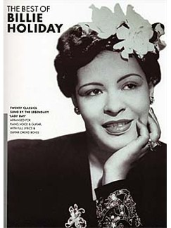 Billie Holiday Songbook Books | Piano and Voice, with Guitar chord boxes