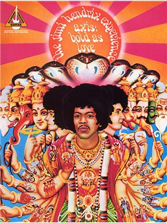 The Jimi Hendrix Experience: Axis - Bold As Love: Guitar Recorded Versions Books | Guitar Tab