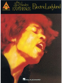 Jimi Hendrix: Electric Ladyland - Guitar Recorded Versions Books | Guitar Tab