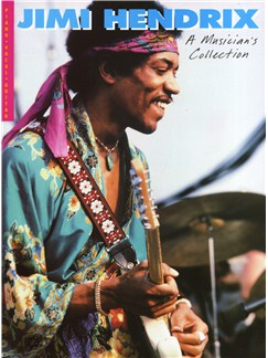 Jimi Hendrix: A Musician's Collection Books | Piano and Voice, with Guitar chord boxes