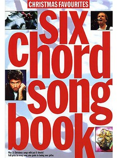 Six Chord Songbook Christmas Favourites Books | Guitar (with Chord Symbols)