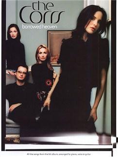 The Corrs: Borrowed Heaven Books | Piano, Vocal & Guitar