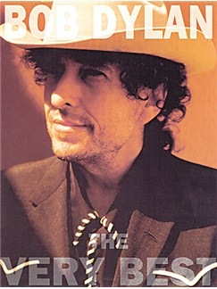 Bob Dylan: The Very Best Books | Piano, Vocal & Guitar (with Chord Boxes)