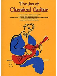The Joy Of Classical Guitar Books | Guitar, Classical Guitar