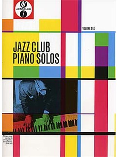 Jazz Club Piano Solos: Volume 1 Books | Piano (with Chord Symbols)