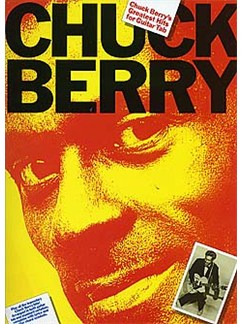 Chuck Berry's Greatest Hits For Guitar Tab Books | Guitar Tab, with chord symbols