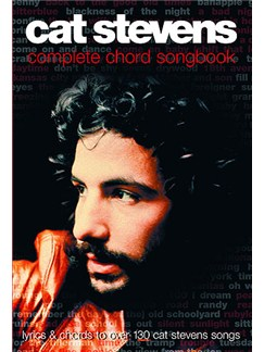 Cat Stevens: Complete Chord Songbook Books | Lyrics & Chords Boxes