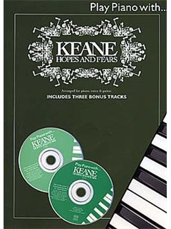 Play Piano With... Keane: Hopes And Fears Books and CDs | Piano, Vocal & Guitar (with Chord Boxes)