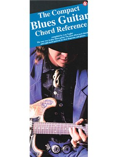 The Compact Blues Guitar Chord Reference Books | Guitar, with chord symbols