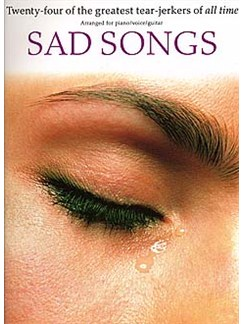 Sad Songs PVG Books   Piano, Vocal & Guitar (with Chord Boxes)
