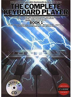 The Complete Keyboard Player: Book 1 With CD (Classic Edition) Books and CDs | Keyboard (with Chord Symbols)
