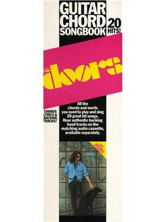 Guitar Chord Songbook: The Doors Books | Lyrics & Chords, with guitar chord boxes