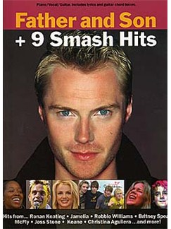 Father And Son Plus Nine Smash Hits Books | Piano, Vocal & Guitar