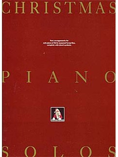 Christmas Piano Solos Books | Piano & Guitar, with chord symbols