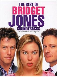 The Best Of Bridget Jones Soundtracks Books | Piano, Vocal & Guitar