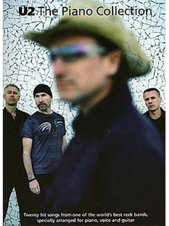 U2: The Piano Collection Books | Piano, Vocal & Guitar (with Chord Boxes)