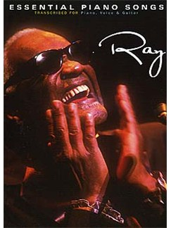 Ray Charles: Essential Piano Songs Livre | Piano, Chant et Guitare (Boîtes d'Accord)