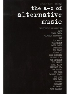 The A-Z Of Alternative Music Books | Lyrics & Chords