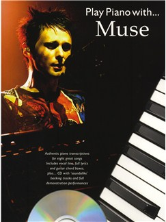 Play Piano With... Muse Books and CDs | Piano, Vocal & Guitar (with Chord Boxes)