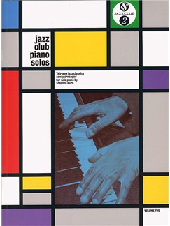 Jazz Club Piano Solos Volume 2 Books | Piano & Guitar, with chord symbols
