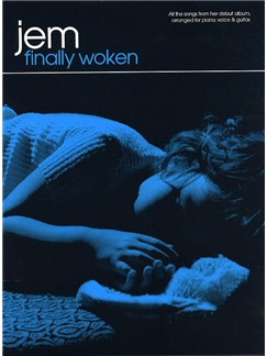 Jem: Finally Woken Books | Piano, Vocal & Guitar